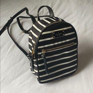 Kate Sade Mini Backpack